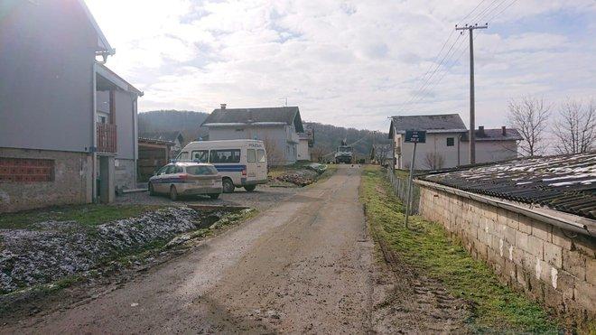 Ulica u kojoj je odjeknula eksplozija/Foto: Nikica Puhalo
